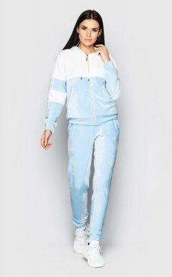 Спортивный костюм 4008 (голубой)